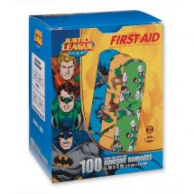 First Aid Batman, Aquaman, Green Lantern Bandages - Case