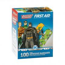 First Aid Batman, Aquaman, Green Lantern Bandages - Case