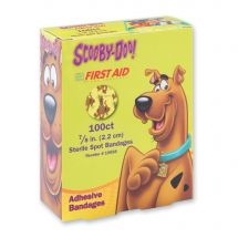 Scooby Doo Spot Bandages