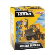 First Aid Tonka Bandages - Case