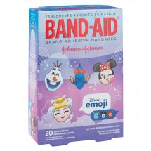 BAND-AID DISNEY EMOJI BANDAGES