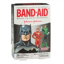 BAND-AID Justice League Bandages