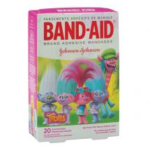 Band-Aid DreamWorks Trolls Bandages - Case