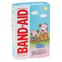 BAND-AID Peppa Pig Bandages