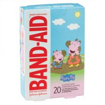 BAND-AID® Peppa Pig Bandages - Case