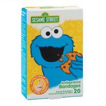 Sesame Street Antibacterial Bandages