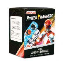 Case Power Rangers Bandages