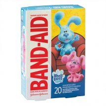 Band-Aid® Blues Clues & You Bandages
