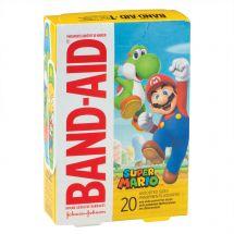 Band-Aid® Super Mario Brothers Bandages