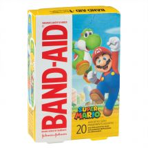 Case Band-Aid® Super Mario Brothers Bandages