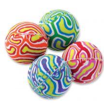 28mm Lava Swirl Bouncing Balls