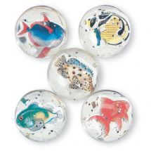 30mm Sea Life Bouncing Balls