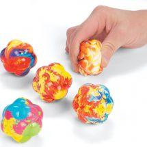 Bubbly Nuclear Stress Balls
