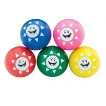 28mm Sunshine Bouncing Balls