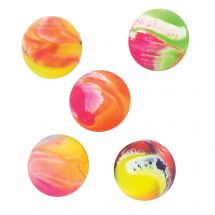 29mm Whirly Swirly Bouncing Balls