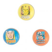 30mm Marvel Comics Bouncing Balls