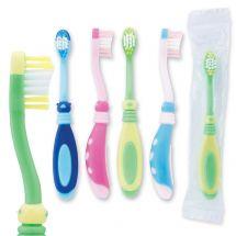 OraLine Toddler Ladybug Toothbrushes