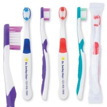 Custom Full Color Oraline Toddler Toothbrush