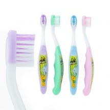 SmileCare Toddler Jungle Toothbrushes