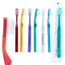 Custom OraLine Pre-teen Right Angle Toothbrushes