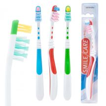 SmileCare Adult Flexible Tip Toothbrushes