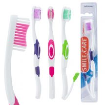 SmileCare Adult Tongue and Toothbrush