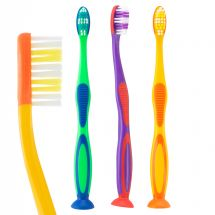 SmileCare Youth Secure Grip Toothbrushes