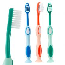 SmileCare Toddler Suction Cup Toothbrushes