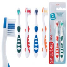 SmileCare Youth Super Grip 2-pack Too