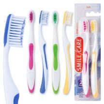 SmileCare Adult Super Grip 2-pack Too