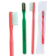 Custom SmileCare Youth Christmas Toothbrushes