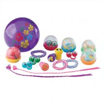 """Girls Toy Mix in 2"""" Capsules"""