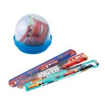 "Disney*Pixar Cars Slap Bracelets in 2"" Capsules"