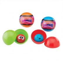 Funny Face Bouncing Balls Smile Surprize Capsules