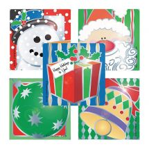 Christmas Foil Stickers