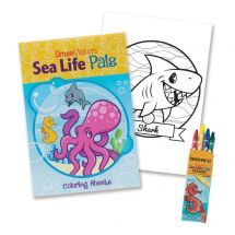 SmileMakers Sea Life Pals Coloring Value Pack
