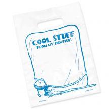 Clear Cool Stuff Bags