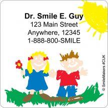 Kids Custom Stickers