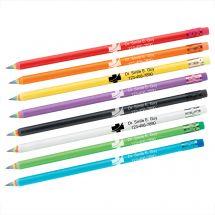 Custom Rainbow Surprise Pencils