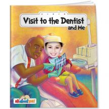 Custom A Visit to the Dentist Storybooks