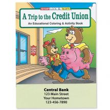 Custom Trip to Credit Union Color