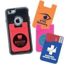 Custom Cell Phone Card Holders