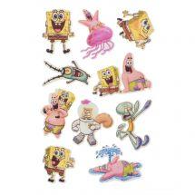SpongeBob SquarePants StickyLickits Edible Sticker Packs
