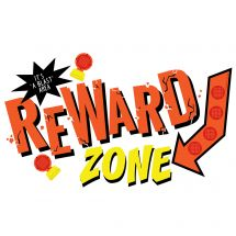 Reward Zone Wall Decal