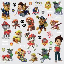 Paw Patrol Assorted Decals