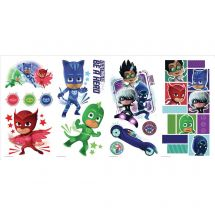 PJ Masks Assorted Decals
