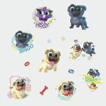 Puppy Dog Pals Assorted Decals