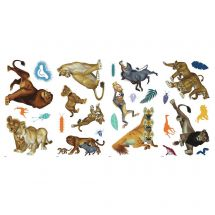 The Lion King Character Wall Decals