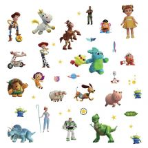 Toy Story 4 Peel & Stick Wall Decals