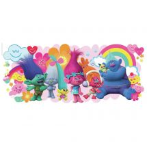 Trolls Giant Peel & Stick Decals